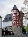 Alte Vikarie - Haus Staffel - Bischofssitz Limburg - Residence of the bishop of Limburg - October 26th 2013 - 02.jpg