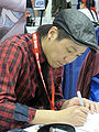 Alvin Lee at WonderCon 2010.JPG