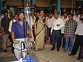 Ambika Soni Visiting Dynamotion Hall - Science City - Kolkata 2006-07-04 04799.JPG