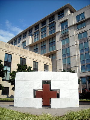 American Red Cross - American Red Cross Administrative Headquarters in Washington, D.C.