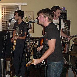 American Princes - American Princes performing in 2005