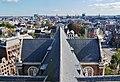 Amsterdam Westerkerk Blick vom Turm aufs Dach 1.jpg