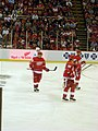 Anaheim Ducks vs. Detroit Red Wings Oct 8, 2010 30.JPG