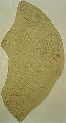 Modello depicting an angel
