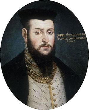 Polish–Lithuanian royal election, 1573 - King Zygmunt II August