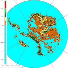 Antarctica Wikipedia - Antarctica cities map