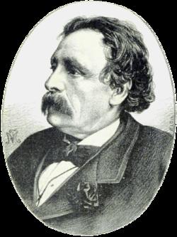 Anton Freiherr von Klesheim 1882 Wiener Salonblatt.png