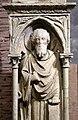 Antonio da mestre, edicola con madonna e santi, 1395-1415 ca., da piazza bra a verona, 06.jpg
