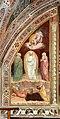 Antonio vite e collaboratore, arbor vitae, trasfigurazione e miracolo della madonna della neve, 1390-1400 ca. 02.jpg