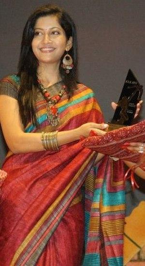 Anu Choudhury - Anu Choudhury in Ekalabya Award Show