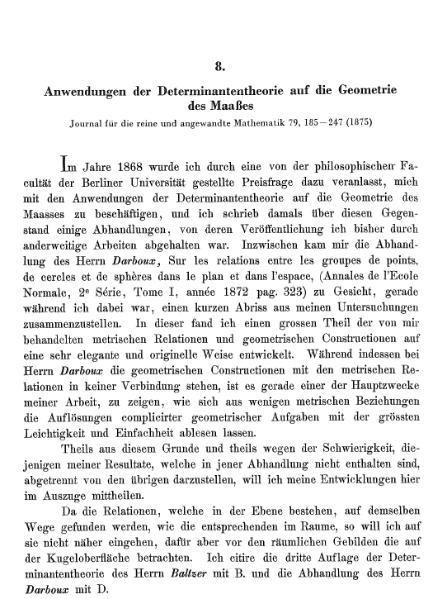 File:Anwendungen der Determinantentheorie auf die Geometrie des Maaßes.djvu