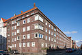 Apartment building Badenstedter Strasse Hanover Germany.jpg