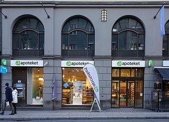 Floxin apotek i Sverige
