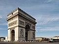 Arc de Triomphe, Paris 16 February 2018.jpg