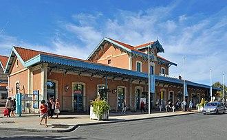 Gare d'Arcachon - Arcachon railway station