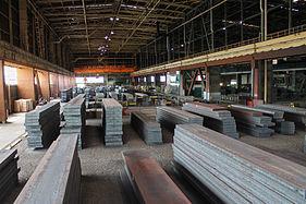 ArcelorMittal Eisenhüttenstadt 10.JPG