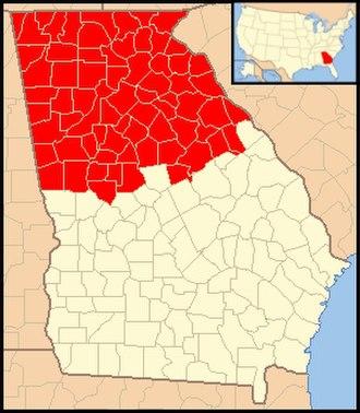Roman Catholic Archdiocese of Atlanta - Image: Archdiocese of Atlanta