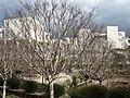 Architectural Detail with Threatening Sky - The Getty Center - Los Angeles - California - USA - 03 (46447742194).jpg