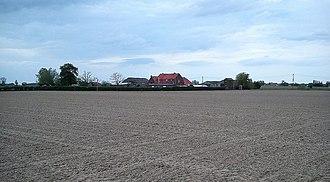 Langemark-Poelkapelle - Image: Area at Langemark Poelkapelle German War Cemetery 1