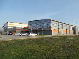 BC Pieno žvaigždės - Since 2011 Pieno žvaigždės plays in the newly built arena.