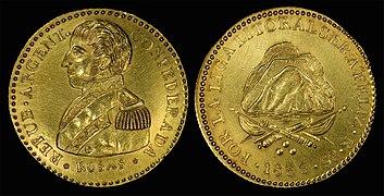 Argentina 1836 8 Escudos.jpg