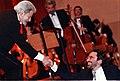Argentine conductor Simón Blech and Argentine composer Gabriel Senanes.jpg