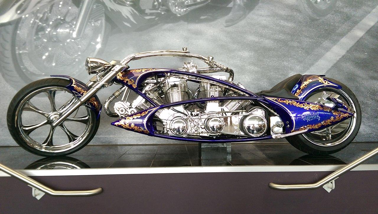 Custom Motorcycle Painting In South Carolina