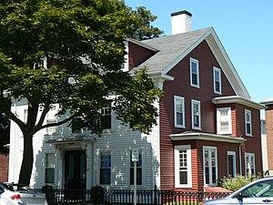 Damon House - A 2008 photograph