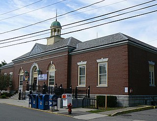 United States Post Office (Arlington, Massachusetts) United States historic place