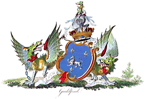 Earl of Guilford - Arms of the Earls of Guilford.