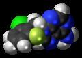 Arprinocid molecule spacefill.png