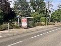Arrêt bus Auberge St Cyr Menthon 1.jpg