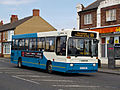 Arriva Durham County bus 1670 (M770 DRG), 13 April 2009 (2).jpg
