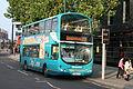 Arriva Midlands 4207 on Route 110, Birmingham Moor Street (15185703869).jpg
