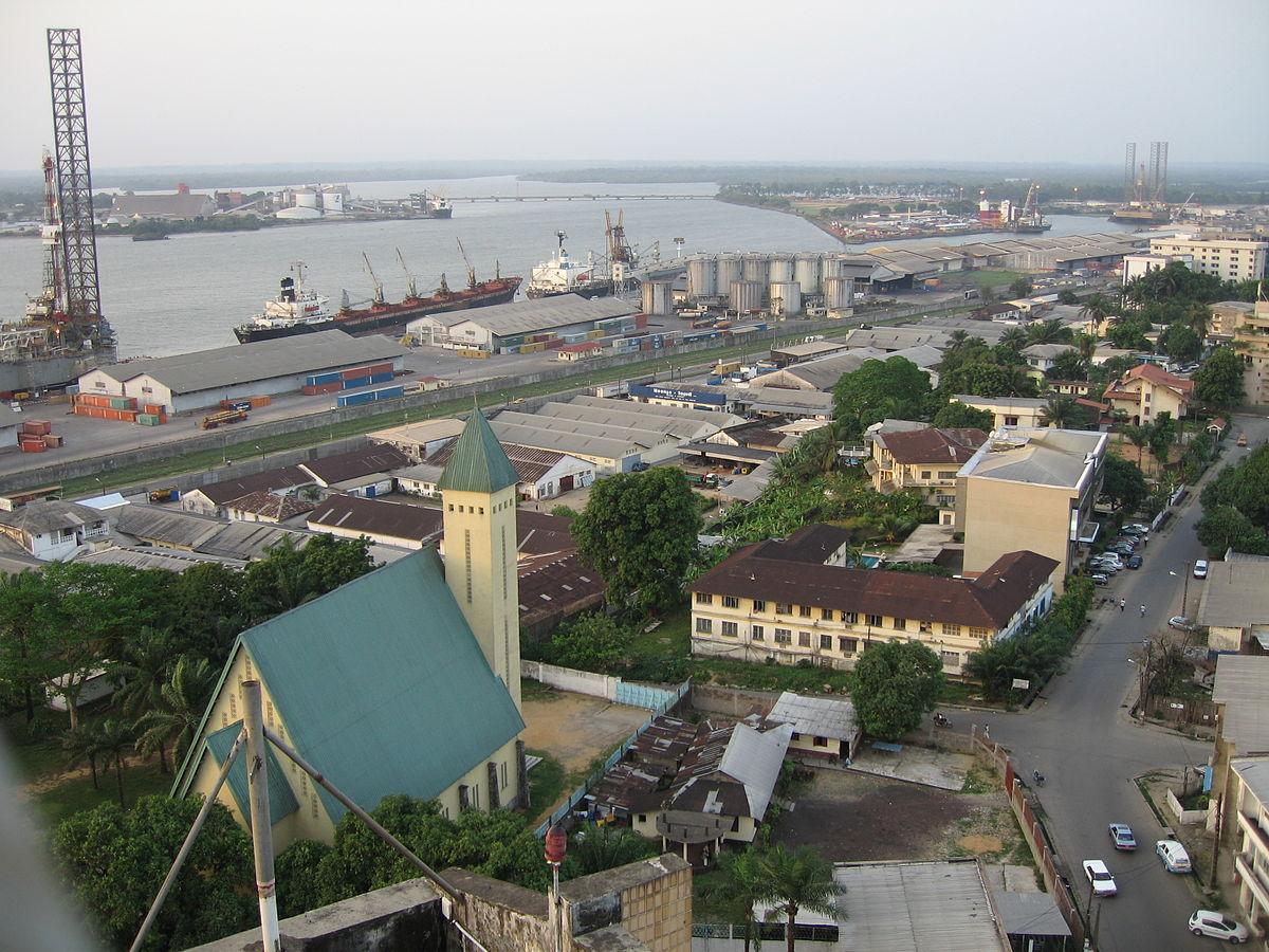 Douala wikip dia - Le plus grand port en afrique ...