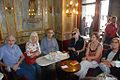 Artistas argentinos en el Café Florian de la Piazza San Marco (5790232013).jpg