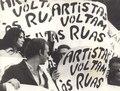 Artistas protestam contra a Ditadura Militar 3.tif