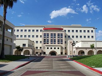 San Diego State University College of Arts & Letters - Image: Arts & Letters New Building
