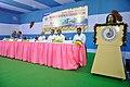 Arundhaty Ghosh Delivers Speech - Inaugural Function - MSE Golden Jubilee Celebration - Science City - Kolkata 2015-11-17 4971.JPG