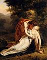 Ary Scheffer - Orpheus Mourning the Death of Eurydice, 1814.jpg