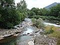 Asasp-Arros (Pyr-Atl, Fr) confluence Lourdios - Gave d'Aspe 1.JPG