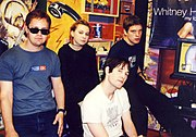 Ash in Bangkok,Thailand 1999