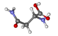 Asparagine ball-and-stick.png