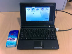 Drivers Asus Eee PC 1000/XP Bluetooth