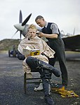 At a Royal Air Force Fighter Station in Britain, November 1942 TR515.jpg