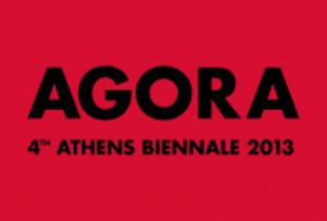 Athens Biennale - 4th Athens Biennale 2013 AGORA logo