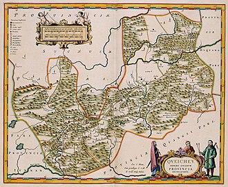 Guizhou - Guizhou in 1655.