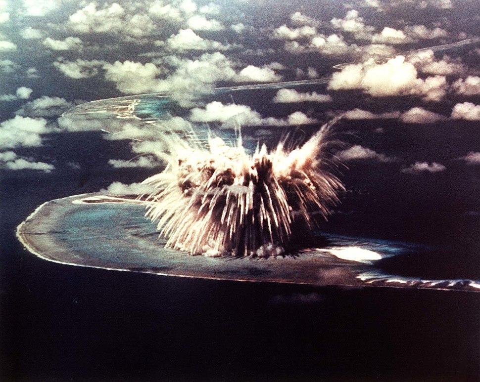 Atombombentest Redwing-Seminole 02