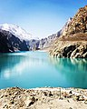Attabad Lake with view of mountains 1.jpg