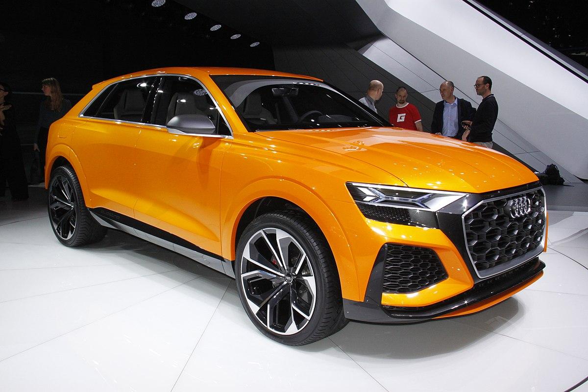 Audi Sport Quattro >> Audi Q8 — Вікіпедія